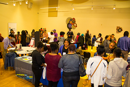 Scholarships For College Students >> UNCF College Fair 2015 - UNCF Black College Fair