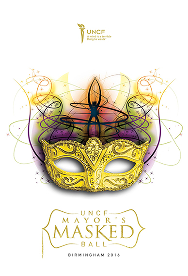 2015 Birmingham Mayor's Masked Ball