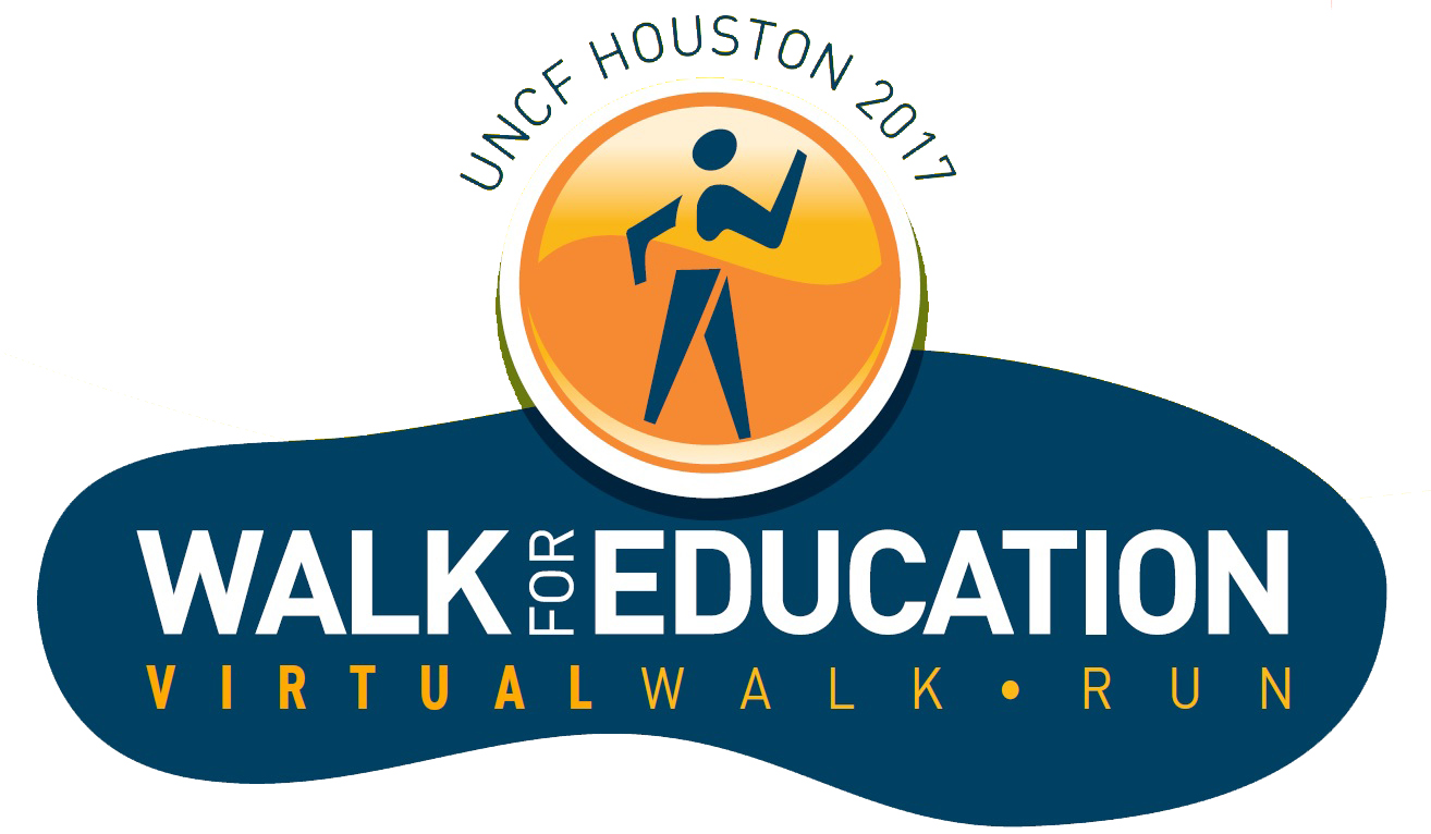 Houston Walk for Education Virtual Walk Logo
